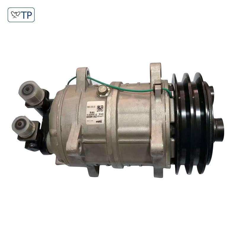 Automotive Compressor TM16 Suitable for Truck、Machinery car, Bulldozer, Grad, Crane, Ambulance, Agriculture car, Cold storcold storage & refrigerator car.etc