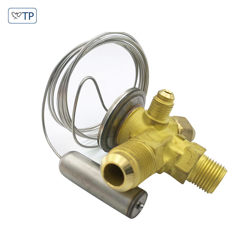 TES2 danfoss expansion valve